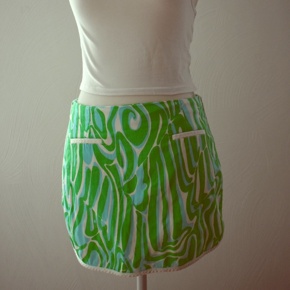 Lilly Pulitzer Pants - Lilly Pulitzer Skort Size 2